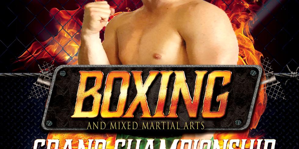 BOXING AND MMA GRAND CHAMPIONSHIP