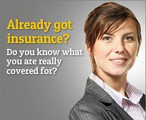 Trauma insurance advice