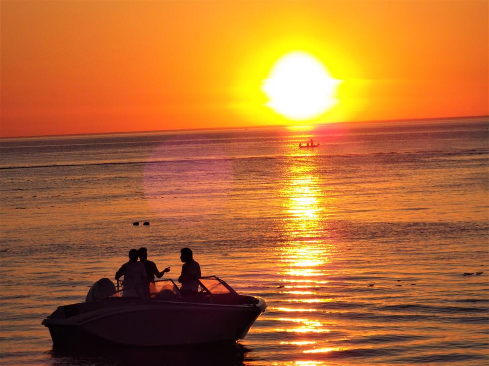 Boats Long Island Sound