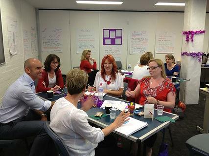 Early Education Leadership, workshops