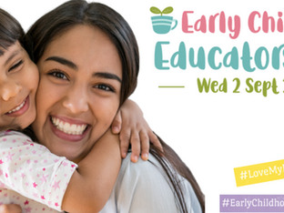Celebrating Early Childhood Educators' Day!