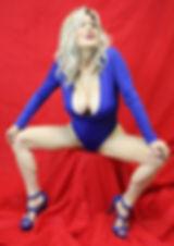 VelvetVacation.comBlueBodySuitw LegsWide