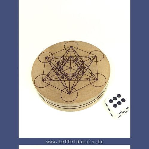 Cube de Métatron Réf. OND0006