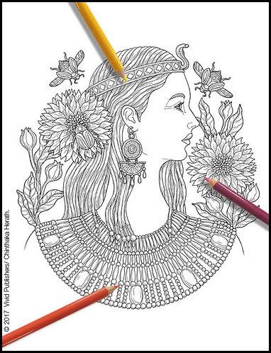 Empress Scarab - Single Page - PDF format
