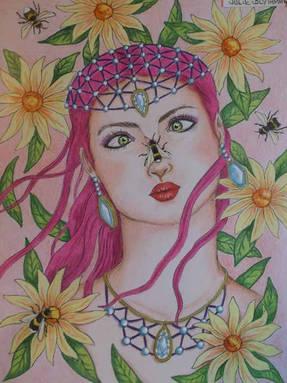 Queen Apoidea - Julie Blythman.jpg