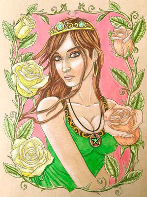 Belleza Rose - Sarah Goode