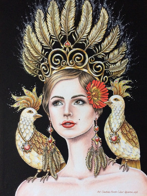 Feathered Friends - Morena Vajak.jpg