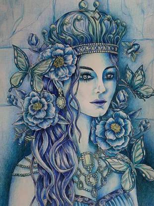Empress Swallowtail - Antonia Martinez.j