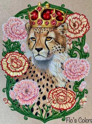 Cheetah Majestic - Xhonneux-Florence