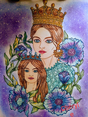 Mother-Daughter - Cheryl Etheridge.jpg