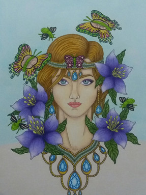 Butterfly Monarch - Thais Guedes