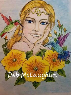 Chaser of Trochili - Deborah McLaughlin.