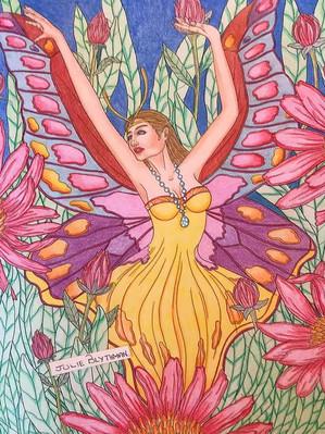 Metamorphosis - Julie Blythman