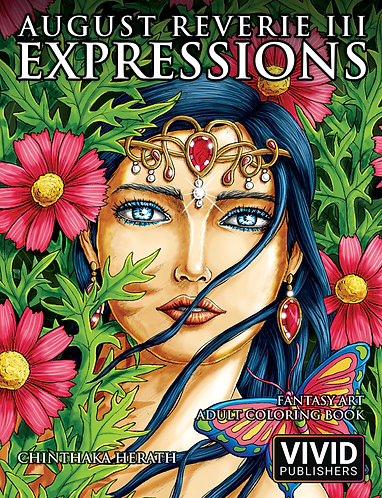 August Reverie 3: Expressions (Volume 3) - E-Book / PDF format