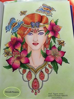 Butterfly Monarch - Veronik Nounou-Elfes