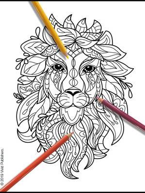 Botanical_Animals_19_Lion.jpg