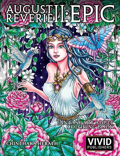 August Reverie 2: Epic (Volume 2) - E-Book / PDF format