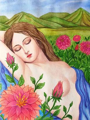 Sleeping Venus - @color shmolor.jpg