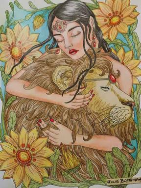 Panthera Love - Julie Blythman