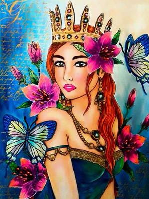 Empress Coronata - Brigitte Bertrand