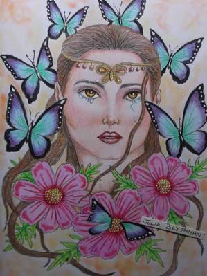 Queen Lepidoptera - Julie Blythman.jpg