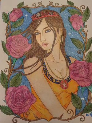 Belleza Rose - Becca Dobie