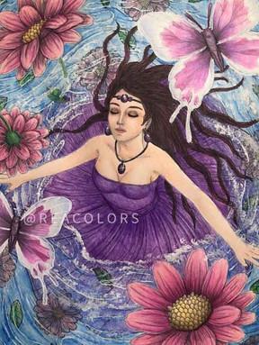Flower Shower - Rea Colors