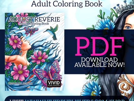 August Reverie PDF available now!