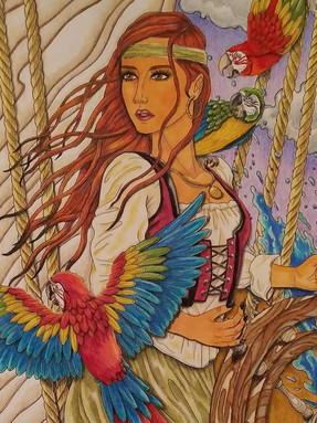 Stormy Seas - Lora Phillips