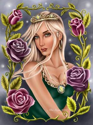 Belleza Rose - Alta Steyn