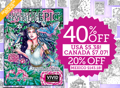 Up to 40% OFF on August Reverie 2: EPIC!