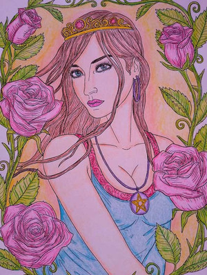 Belleza Rose - Andrea Caro