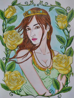 Belleza Rose - Jackie Cross