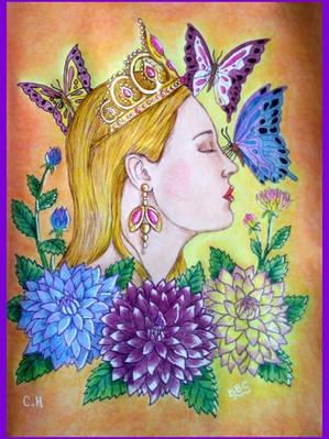 Papilionoidea's Dream - Danielle Crombez