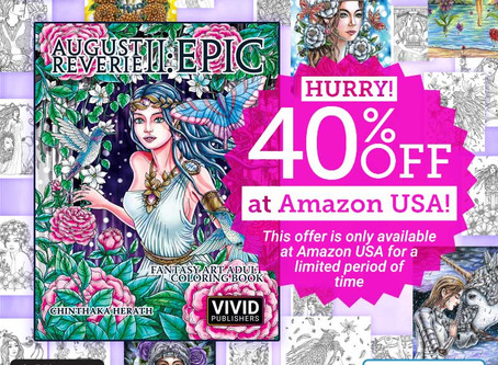 40% Off EPIC Deal at Amazon USA!