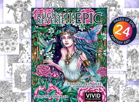 AUGUST REVERIE 2: EPIC - Pre-launch GIVEAWAY Contest