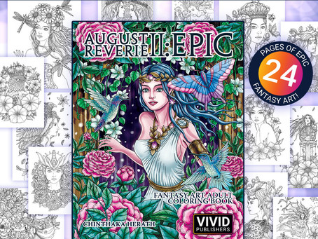 AUGUST REVERIE 2: EPIC - Pre-launch GIVEAWAY Contest