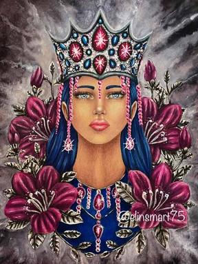 Queen Azalea - Elin S.O.Martinsen