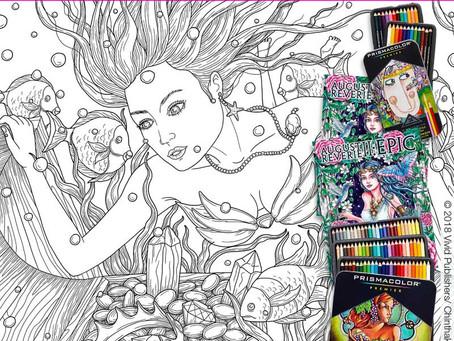 August Reverie 2: Epic Coloring Contest #6