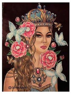 Empress Swallowtail - Dorota Litzbarska.