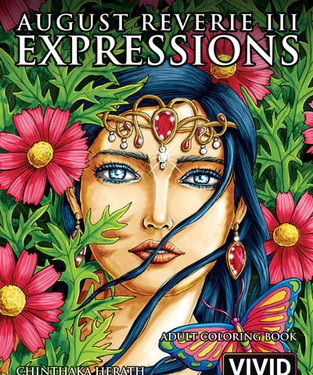 August Reverie 3: Expressions