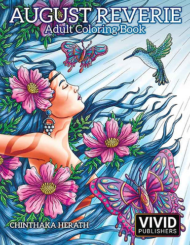 August Reverie (Volume 1) - E-Book / PDF format