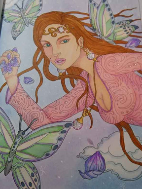 Floral Thief - Donna Bost