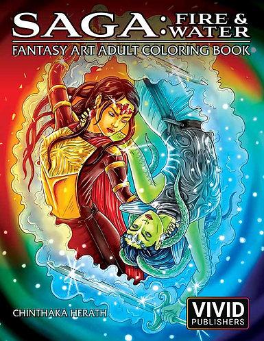 Saga: Fire & Water - E-Book / PDF format