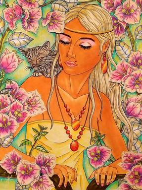 Felidae Lover - Lora Phillips