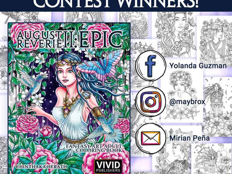 Announcing the Winners of August Reverie 2: Epic's Pre-Launch Contest