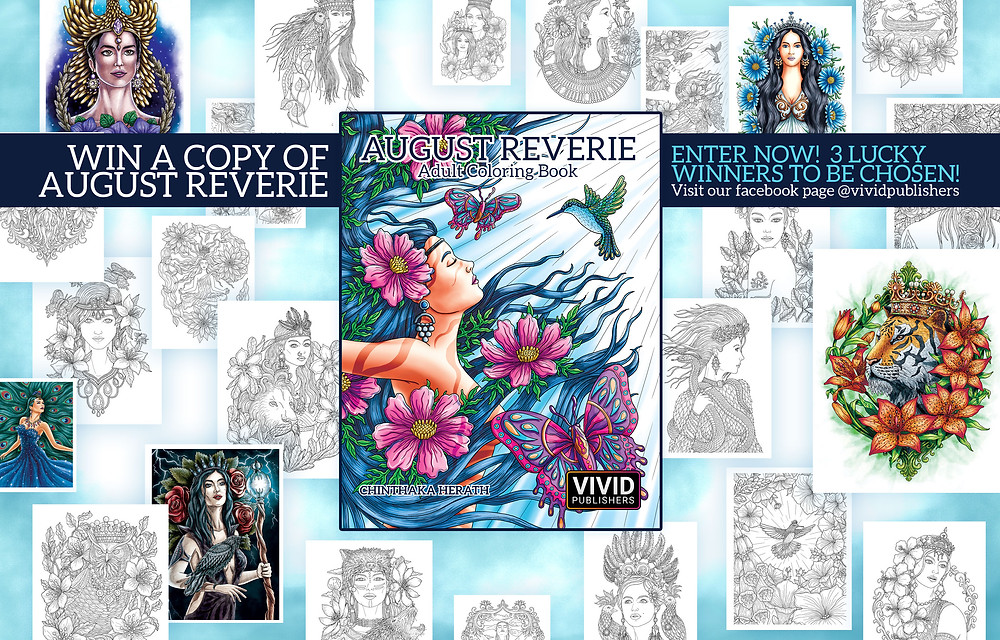 Win a copy of August Reverie!