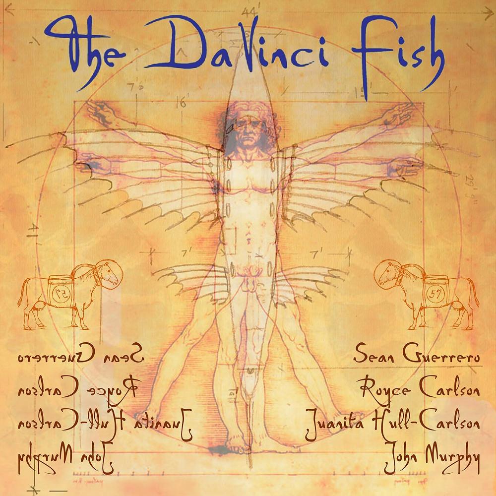 The Da Vinci Fish - Concept Drawing