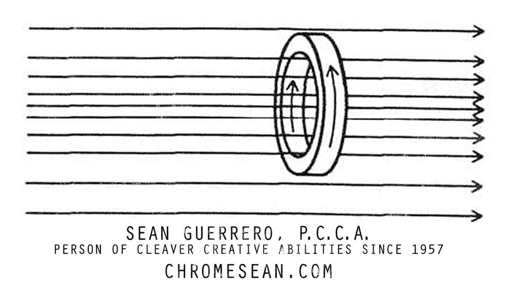 Sean Guerrero, Chrome Sculpture Artist