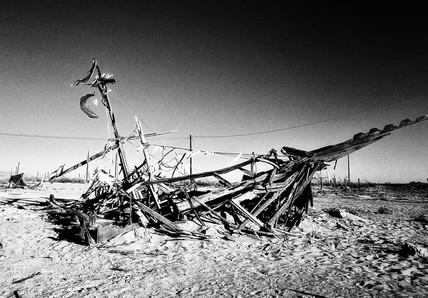 Salton Sea Ship